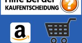 Hilfe bei der Kaufentscheidung